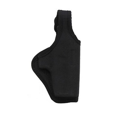 Bianchi - 7001 AccuMold Sporting Holster - Plain Black, Size 11, Right Hand