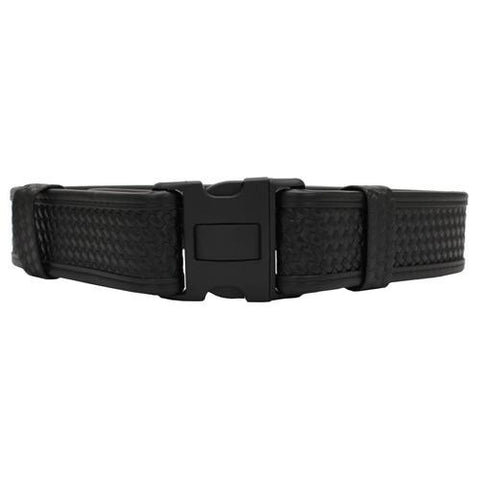 "Bianchi - 7950 AccuMold Elite Sam Browne Belt - Basket Black, Small 28""-34"""