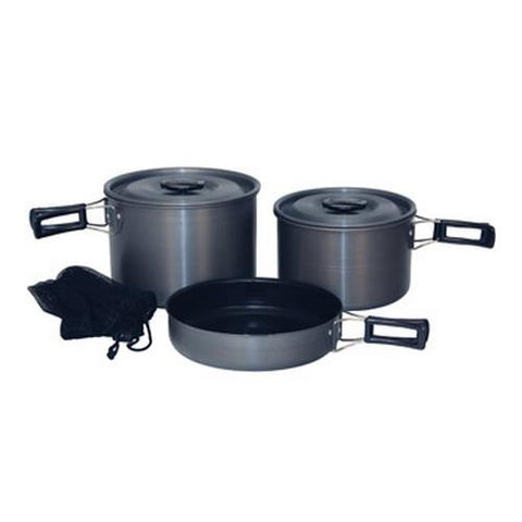 Tex Sport - Black Ice Cook Set H.A. QT - Trailblazer