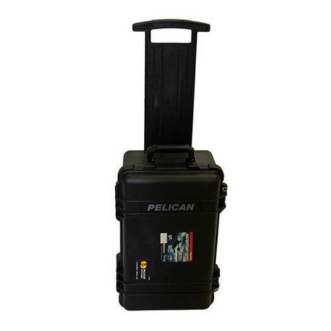 Pelican - 1510 Hard Case - NF, Wl-Nf, Black