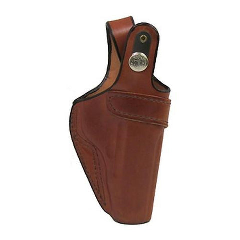 Bianchi - 3S Pistol Pocket Leather Holster - Plain Tan, Size 13, Left Hand