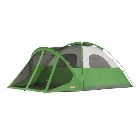 Coleman - Evanston Tent - 14' x 10', 6 Person, Screened
