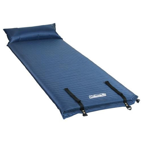 Coleman - Camp Pad - Self Inflating w-Pillow