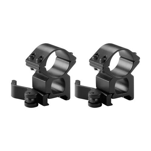 "Barska Optics - 1"" Quick Release Rings"