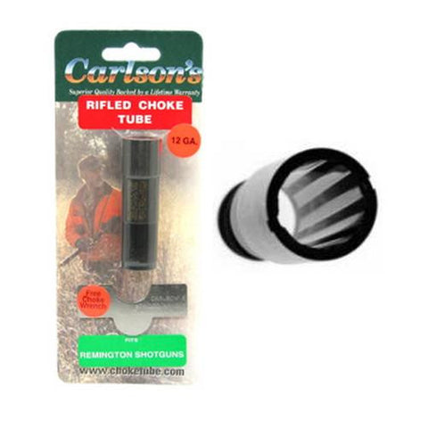 Carlsons - Rifled Choke Tubes - Remington 12 Gauge