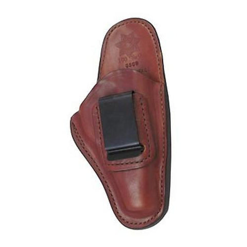 Bianchi - 100 Professional Holster - Tan, Size 12, Right Hand