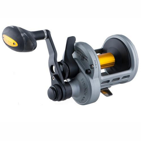 Zebco - Quantum - Lethal 2-Speed LD Trolling Reel - 16sz