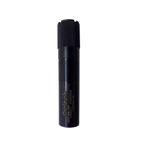Carlsons - Beretta Optima HP 20 Gauge Black Sporting Clays Choke Tube - Extended Turkey