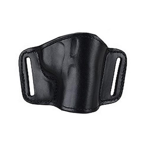 Bianchi - 105 Minimalist Holster - Plain Black, Size 13-15, Right Hand