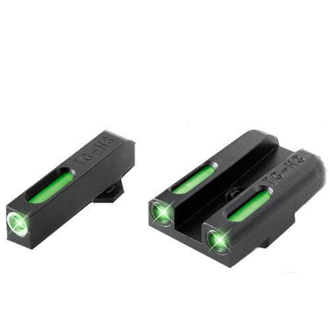 Truglo - TFX Sight Set - Ruger LC