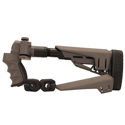 Advanced Technology Intl - Moss-Rem-Winc 12 ga TactLite Adjustable Side Folding Stock SRS Destroyer Gray