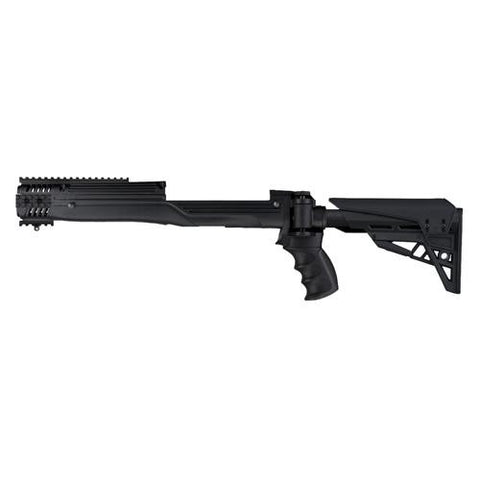 Advanced Technology Intl - Ruger Mini-14 TactLite Adjustable Side Field Stock w-SRS