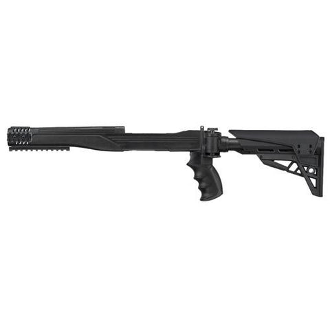 Advanced Technology Intl - Ruger10-22 TactLite Adjustable Side Folding Stock w-CR-SRS