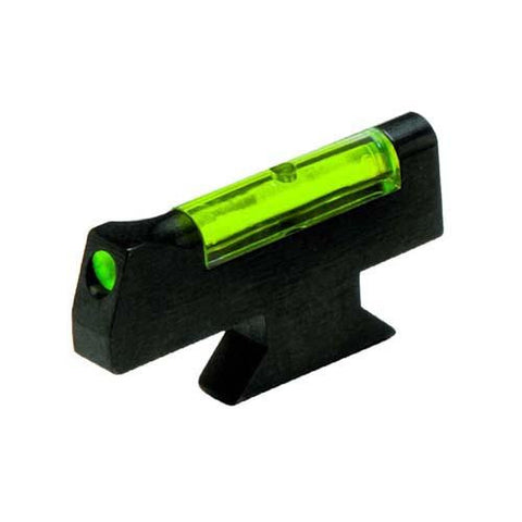 HIVIZ Sight Systems - Front Sight, Overmolding - S&W Revolver, Resin(.250†), Green