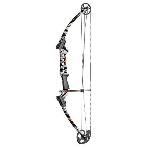 Genesis - Pro Bow - Right Handed, White Camo