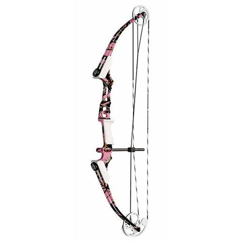 Genesis - Mini Bow with Kit - Right Handed, Pink Camo