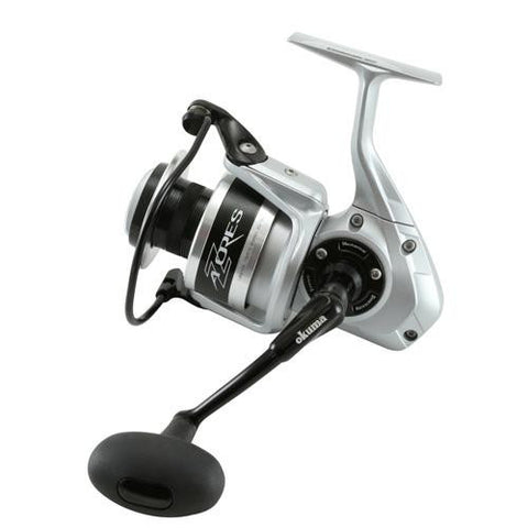 Okuma - Azores Spinning Reel - 90, 5.4:1 Gear Ratio, 6BB + 1RB Bearings, 44lb Max Drag, Right Hand