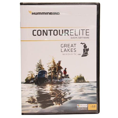 Humminbird - Contour Elite - Great Lakes