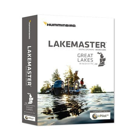 Humminbird - Great Lakes - January 16