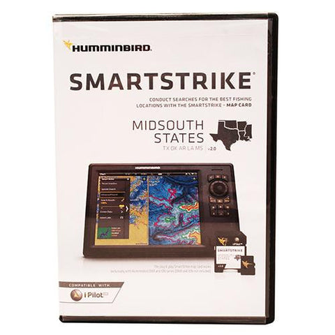 Humminbird - Smart Strike - Mid South Sates, 2016