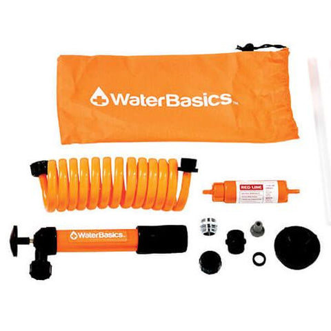 Aquamira - WaterBasics Emergency Pump and Filter Kit