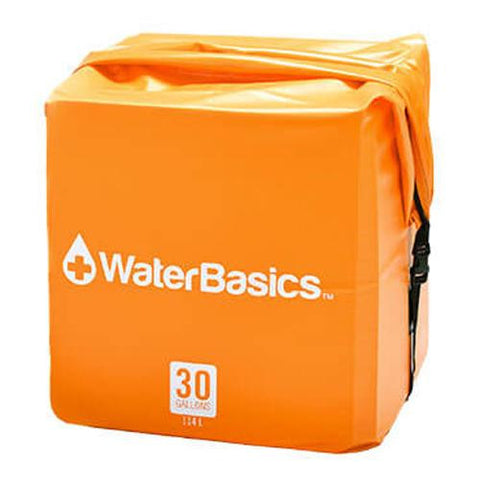 Aquamira - WaterBasics Water Storage Kit - 30 Gallon