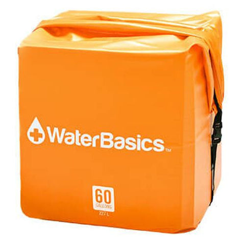 Aquamira - WaterBasics Water Storage Kit - 60 Gallon