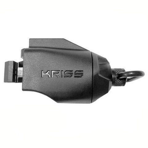 KRISS - Pistol Sling Adapter with QD Attachment - Black