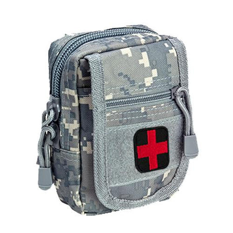 NcStar - Compact Trauma Kit 1 - Digital Camo