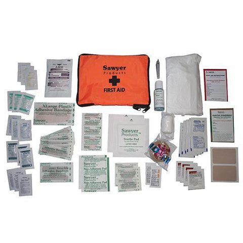 Sawyer Products - First Aid Kit - Hunting and Fishing