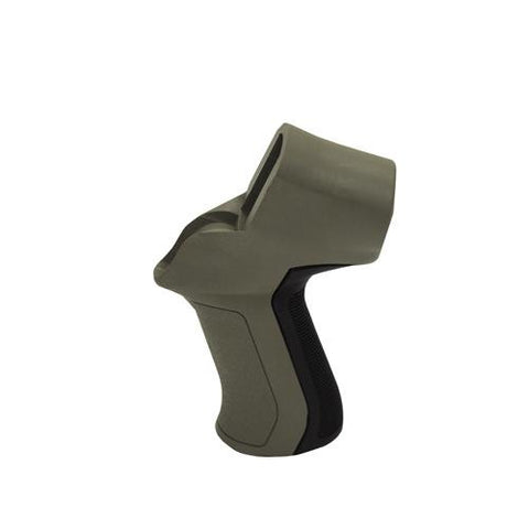 Advanced Technology Intl - Ravenwood 12 Gauge Pistol Grip - Mossberg-Remington-Winchester-Savage-TriStar, Flat Dark Earth