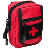 NcStar - Compact Trauma Kit 1 - Red