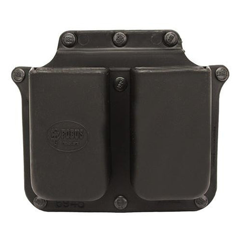 Fobus - Double Mag Pouch - Glock 10mm-45 ACP & Double Stack Para (Belt) - Right Hand
