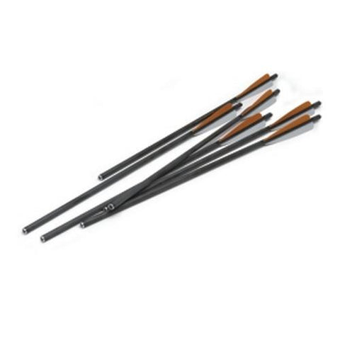 "Excalibur - Carbon Gold Tip Arrows 20"" - Per 6"