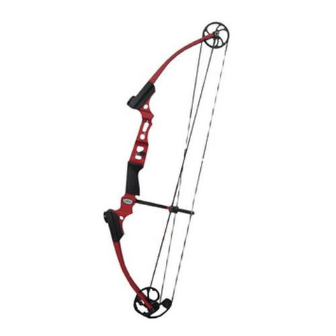 Genesis - Mini Bow - Right Handed, Red