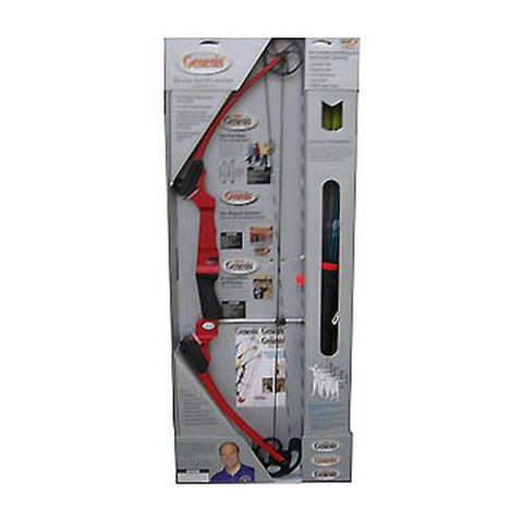 Genesis - Original Bow with Kit - Right Handed, Red