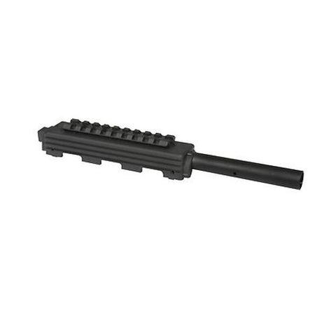 Tapco - SKS Gas Tube w-Railed Handguard - Black