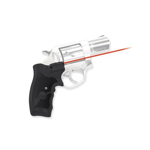 Crimson Trace - Ruger - SP-101 Overmold, Front Activatino
