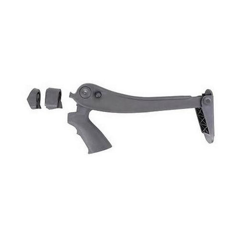 Advanced Technology Intl - Top Folding Stock, Rear Pistol Grip 12-20 Gauge