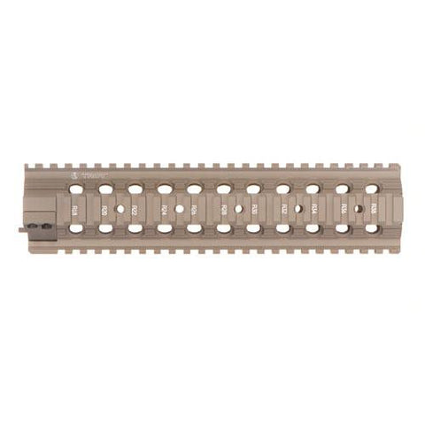 "Troy Industries - 10"" MRF-MX Battle Rail - Flat Dark Earth"