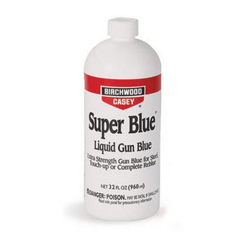 Birchwood Casey - Super Blue Liquid Gun Blue - 32 oz