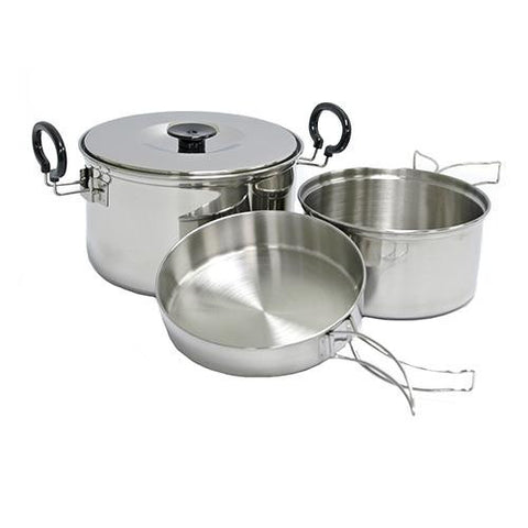 Chinook - Plateau Expedition Cookset