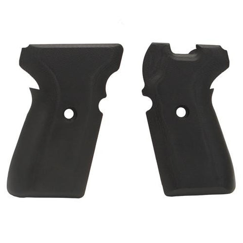 Hogue - Sig P239 Grips - G-10 Solid Black