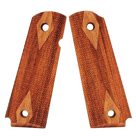 Hogue - Colt & 1911 Government Grips - Goncalo Alves, Checkered