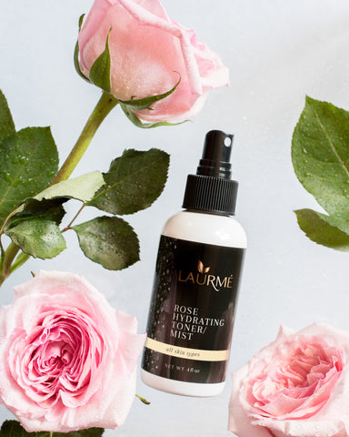 Laurme Rose Hydrating toner