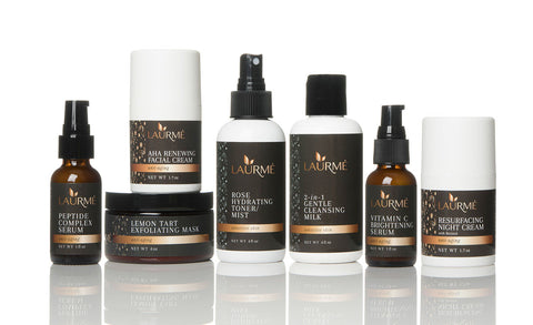 Laurme Skin Care Anti-Aging Collection