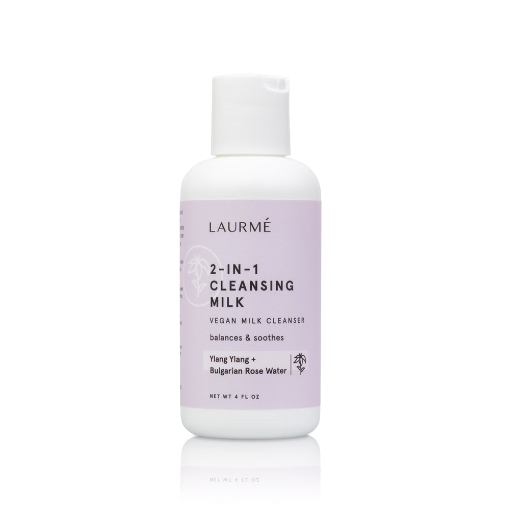2-in-1 Cleansing Milk