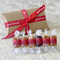 Christmas Caramel Sampler