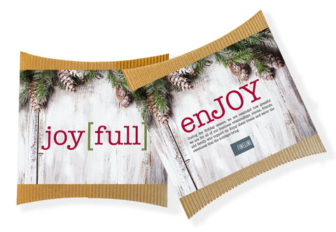 Joyful Fineline Double Caramel Holiday Sampler