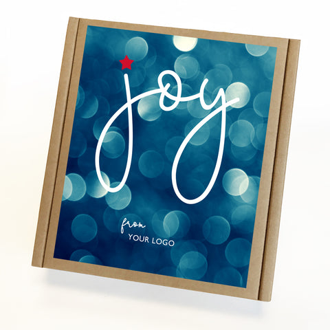 Joy Star Custom Caramel Gift Box